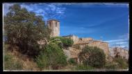 Comabella: vista del poble  Ramon Sunyer