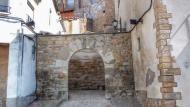 Ivorra: Antic portal  Ramon Sunyer