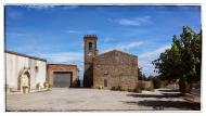 Vicfred: Església Sant Esteve( XVI)  Ramon Sunyer