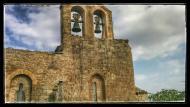 Talteüll: Església de sant Pere  Ramon Sunyer