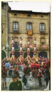 Guissona: Pilars de 4 Margeners  Ramon Sunyer