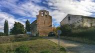 Sant Pere de l'Arç: Església Sant Pere romànic (Xi, XII)  Ramon Sunyer