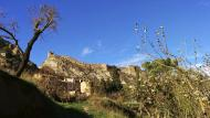Castellfollit de Riubregós: Torre albarrana  Ramon Sunyer