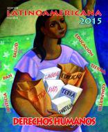 cartell Drets humans. Presentació de l'Agenda Llatinoamericana 2015 i conferència La construcció dels drets humans: el valor del diàleg i de la vivència.