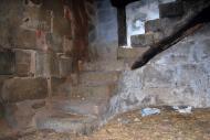 Llanera: Caelles detall escala  Ramon Sunyer