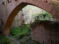 Llanera: Restes del mas Palou  xavi