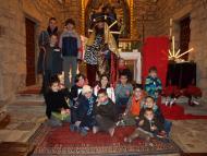recepció reial a Florejacs