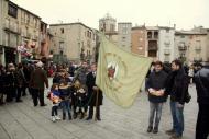 Santa Coloma de Queralt: Festa dels Tres Tombs  Frederic Vallbona