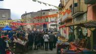 Montmaneu: Plaça  Ramon Sunyer