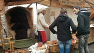 Montmaneu: Parades artesanals  Ramon Sunyer