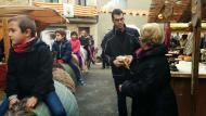 Montmaneu: Passejos en ruquet pels més petits  Ramon Sunyer