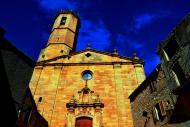 Granyena de Segarra: Santa Maria  Eugeni