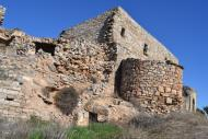 Granyena de Segarra: Castell dels templers  Eugeni
