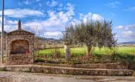 Sant Pere dels Arquells: Font  Ramon Sunyer