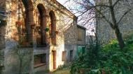 Pavia: Detall cases  Ramon Sunyer