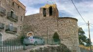 Pavia: Església Santa Creu romànic (XII)  Ramon Sunyer