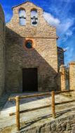 Rauric: Església Santa Fe(XIX)  Ramon Sunyer