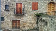 Freixenet de Segarra: Façanes  Ramon Sunyer