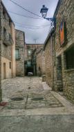 Freixenet de Segarra: Plaça  Ramon Sunyer