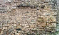 Freixenet de Segarra: Porta cega  Ramon Sunyer