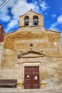 Vergós: Església Sant Salvador renaixement (XVII)  Ramon Sunyer