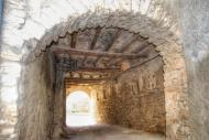 Vergós: Portal d'accés  Ramon Sunyer
