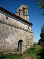 Massoteres: Santuari de la Mare de Déu de Camp-real  Isidre Blanc