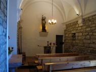 Aleny: Capella de Sant Miquel  Moianes