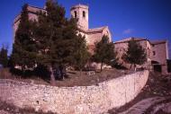 Calonge de Segarra: Església Santa Fe  Ramon Sunyer