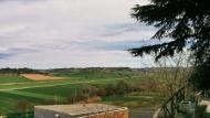 Castellnou d'Oluges: vista de la vall del sió  Ramon Sunyer