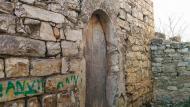 Castellnou d'Oluges: porta  Ramon Sunyer