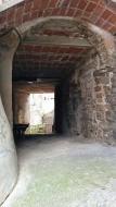 Castellnou d'Oluges: portal  Ramon Sunyer