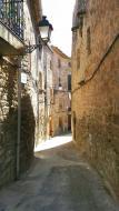 La Morana: carrer  Ramon Sunyer
