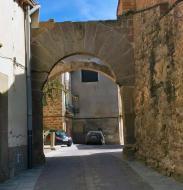 La Morana: Portal d'entrada  Ramon Sunyer