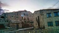 Segur: Vista del poble  Ramon Sunyer