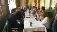 Torà: Dinar a l'hostal Jaumet  Autor