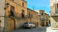 Torrefeta: plaça major  Ramon Sunyer