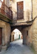 Torrefeta: portal  Ramon Sunyer