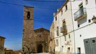Bellveí: església  Ramon Sunyer