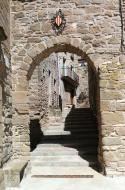 Bellveí: portal  Ramon Sunyer