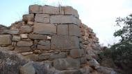 El Llor: restes del castell  Ramon Sunyer