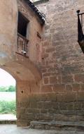 Riber: portal  Ramon Sunyer
