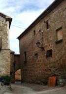Riber: Ca n'Alió, o Casa Solsona  Ramon Sunyer