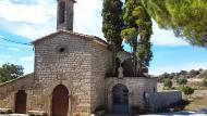El Far: Església de Sant Damià  Ramon Sunyer