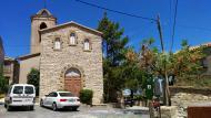Bellmunt de Segarra: Església de sant Pere  Ramon Sunyer