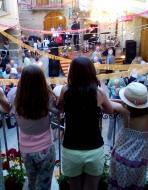 Palou: ball llarg amb Iris Grup  Aj TiF
