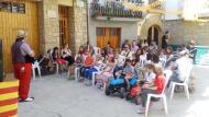 Palou: espectacle infantil amb Lo Biel  Aj TiF