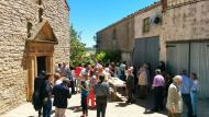 La Rabassa: La festa major coincideix amb la celebració del Roser  Ramon Sunyer