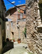 Montpalau: carrer  Ramon Sunyer