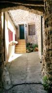 Montpalau: detall vila closa  Ramon Sunyer